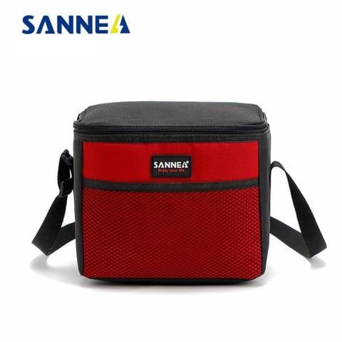 Túi giữ nhiệt Sannea  CB202 Đỏ