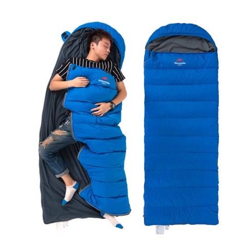 Túi ngủ văn phòng du lịch lông vũ NH D280