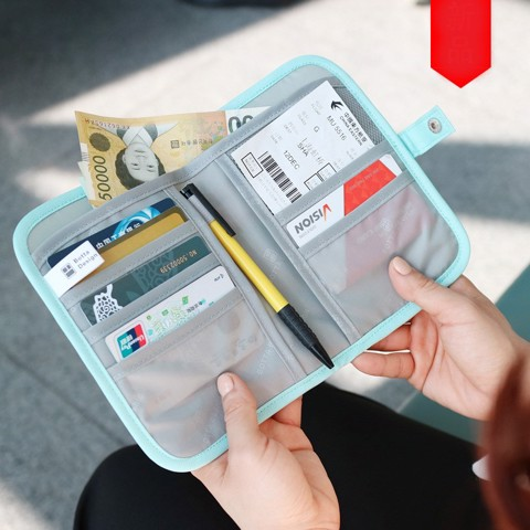Ví đựng hộ chiếu Zemzem size S