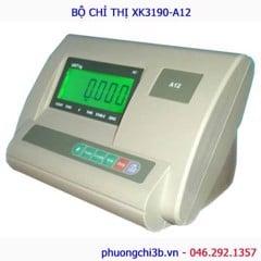 Đầu cân A12 | Bộ chỉ thị XK3190-A12