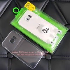 Ốp lưng Samsung S7 OuCase Dẻo trong suốt