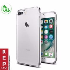 Ốp lưng iPhone 7/8 Plus OuCase Dẻo trong suốt