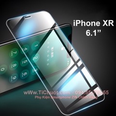 Kính CL iPhone XR 6.1