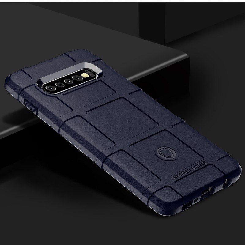 Ốp lưng Samsung S10/ S10 Plus Rugged Armor Chống Sốc