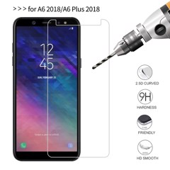 Kính CL Samsung A6/ A6 Plus 2018 (Ko full)