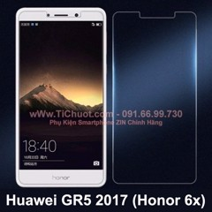 Kính CL Huawei GR5 2017 (Honor 6X) (Ko Full)