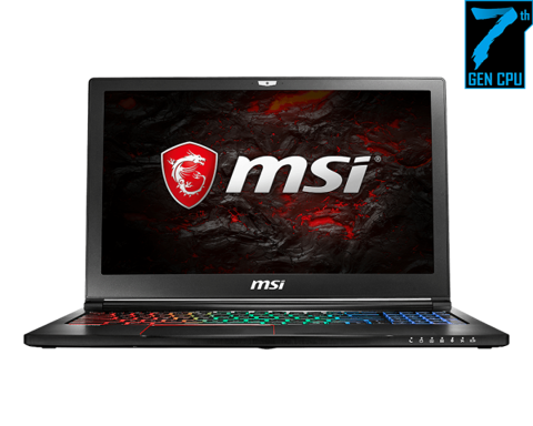 MSI GS63 7RE-038XVN Stealth Pro