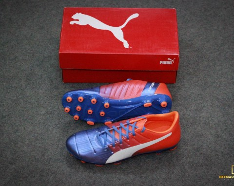PUMA Evopower 3.3 AG Blue/White/Orange
