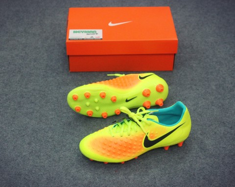 MAGISTA ONDA AG VOLT/BLACK/TOTAL ORANGE