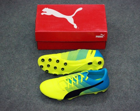 PUMA EVOPOWER 3.3 AG VOLT/BLACK
