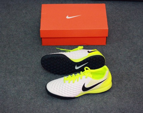 Nike MagistaX Onda II TF Motion Blur - White/Volt/Pure Platinum