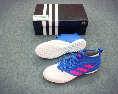 ADIDAS ACE 17.3 PRIMEMESH TF BLUE/SHOCK PINK/WHITE