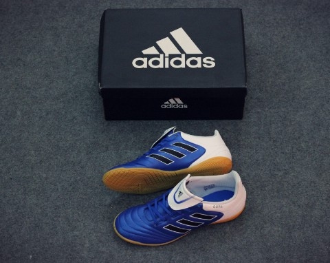 ADIDAS COPA 17.4 IN BLUE/WHITE