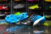 Puma EvoPOWER 1.3 FG Black/white/blue-slow