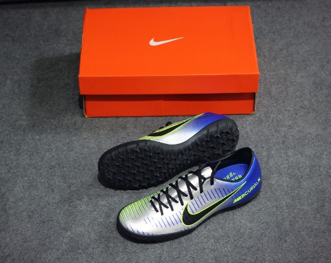 Nike MercurialX Victory VI TF NJR Puro Fenomeno - Racer Blue/Black/Chrome
