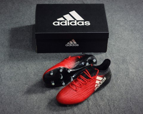 adidas X 16.1 FG/AG Red Limit - Red/White/Core Black