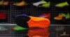 Nike Mercurial VaporX 12 Academy TF Fast AF - Total Orange/Black/Volt