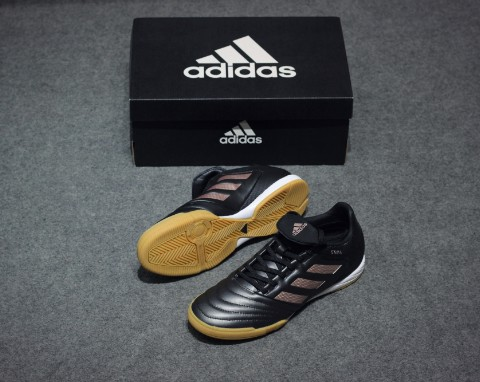 Adidas Copa 17.3 IN - Core Black/ Copper Metallic/ Core Black