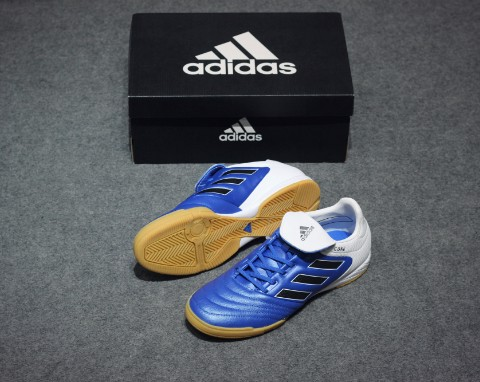 Adidas Copa 17.3 IN - Blue/ Core Black/ White