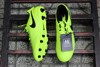 Nike Tiempo Genio II Leather AG Pro - Volt/Black
