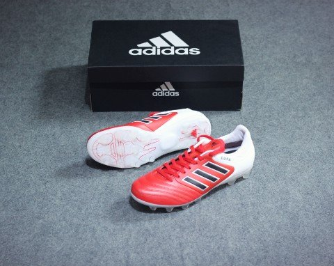 adidas Copa 17.2 HG - Red/Core Black/White