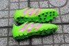 ADIDAS ACE 16.3 AG GREEN PINK