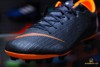 Nike Mercurial VaporX 12 Academy AG-Plate Fast AF - Black/Total Orange/White