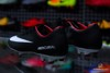 Nike MercurialX Victory VI FG Pitch Dark - Black/Dark Grey/University Red