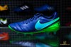 Tiempo Legacy II AG-Pro - Coastal Blue/Polarized Blue/Rage Green
