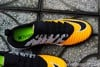 Nike MercurialX Finale II TF Lock in. Let loose. - Laser Orange/Black/White