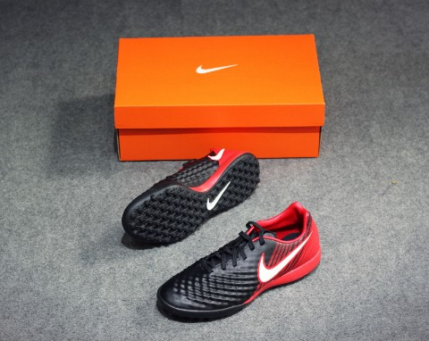 Nike MagistaX Onda II TF Fire Pack - Black/White/University Red