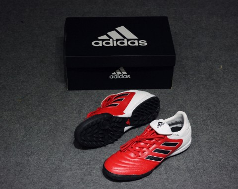 Adidas Copa 17.3 TF - Red/ Core Black/ White