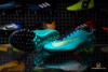 Nike Mercurial VaporX 12 Academy TF CR7 Chapter 6:Born Leader - Clear Jade/Vivid Gold/Black