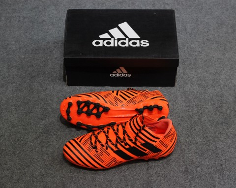 adidas Nemeziz 17.3 AG Pyro Storm - Solar Orange/Core Black/Solar Red
