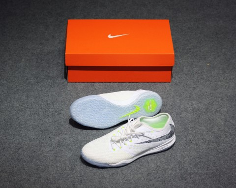 Nike Hypervenom Phantom 3 Pro Zoom IC Just Do It - White/Volt
