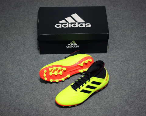 on sale e844b fed96 adidas Predator 18.3 AG Energy Mode - Solar Yellow Core Black