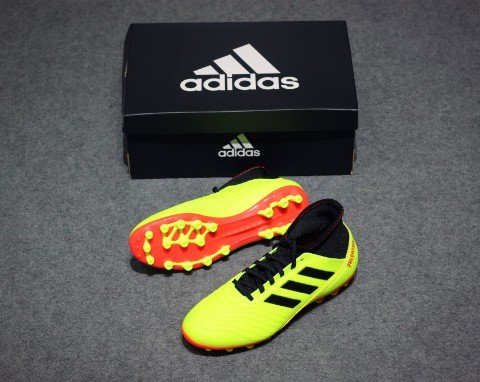 adidas Predator 18.3 AG Energy Mode - Solar Yellow/Core Black