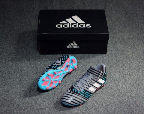 adidas Nemeziz Messi 17.3 FG - Grey/White/Core Black