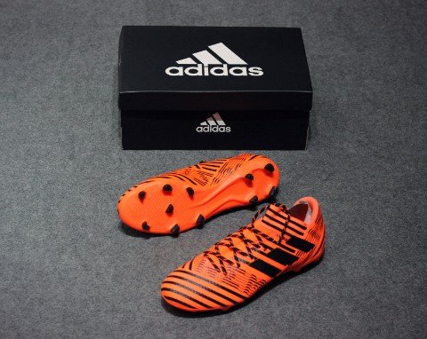 Adidas Nemeziz 17.3 FG Solar Orange/Core Black