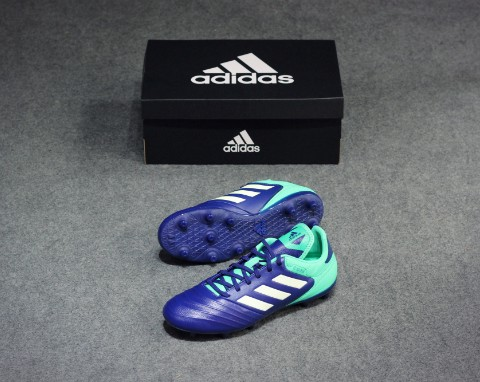 adidas Copa 18.3 FG Unity Ink/Aero Green/Hi-Res Green