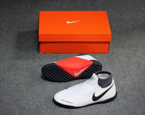 Nike Phantom Vision Academy DF TF Raised On The Concrete - Pure Platinum/Light Crimson