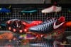 Nike Magista Opus II FG Fire - Black/White/University Red