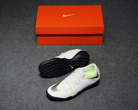 Nike Hypervenom Phantom 3 Academy TF Just Do It - White/Volt