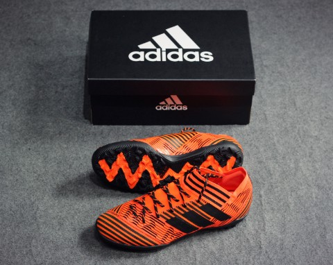 adidas Nemeziz 17.3 TF Pyro Storm - Solar Orange/Core Black/Solar Red