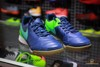 Tiempo Genio II Leather IC - Coastal Blue/Polarized Blue/Rage Green