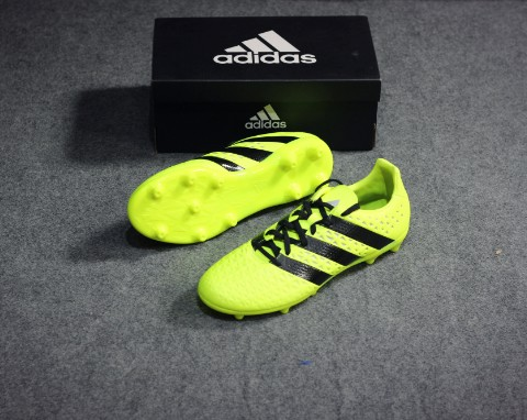 Adidas Ace 16.3 FG Solar Yellow/ Core Black/ Silver Metallic