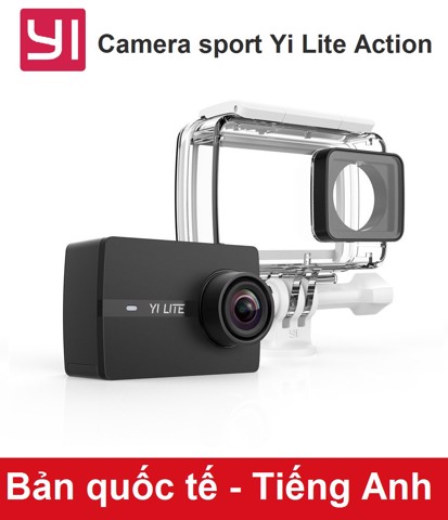 Camera Sport Yi Lite Action