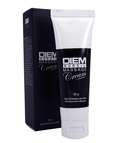 DIEM Duroil Massage Cream 30gram