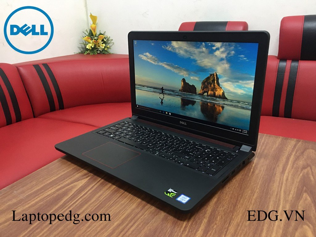 Dell Inspiron 7559 Core i5-6300HQ/ 4Gb/ 1Tb/ GTX 960M 4Gb/ 15.6