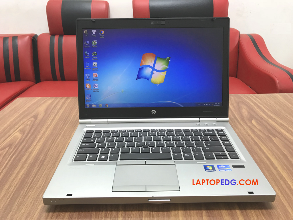 HP 8470p ( core i5-3320, Ram 4G, Ổ 250GB, 14.0LED HD )